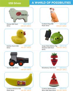 Farm Theme USB Catalog